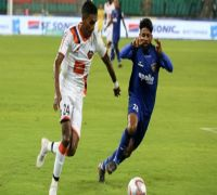 Goa seal second spot after upstaging Chennaiyin FC 1-0