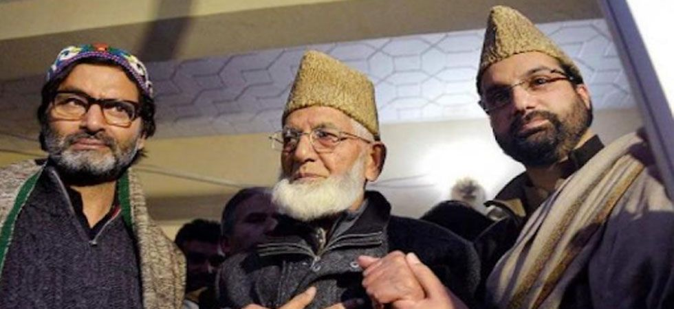 Hurriyat Conference likely to banned in Jammu and Kashmir after Jamaat-e-Islami: Sources