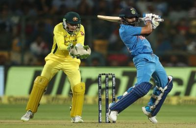 IND V AUS: India team regroup as the preparations begin for first ODI