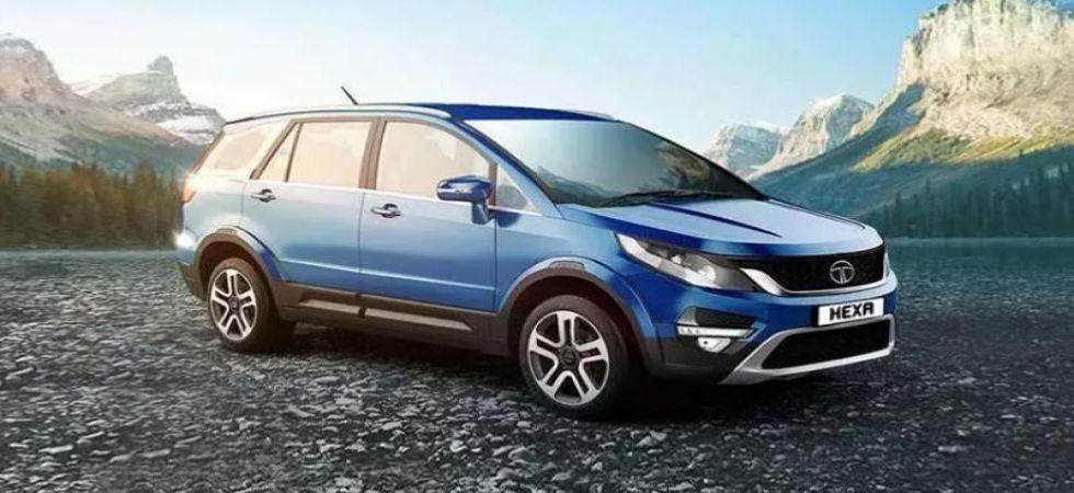 Tata Motor's 2019 Hexa SUV launched at Rs 12.99 lakh