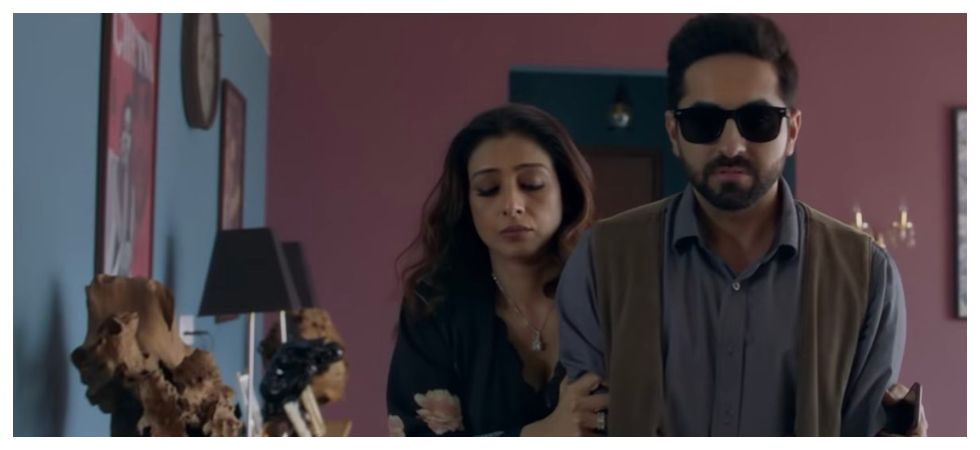 Tabu to be honoured for Andhadhun (Photo: Twitter)