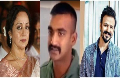 Bollywood celebrities pray for IAF pilot Abhinandan's safe return