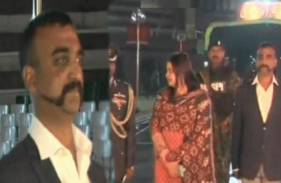 Bollywood celebs applaud Abhinandan's bravery, welcome his return
