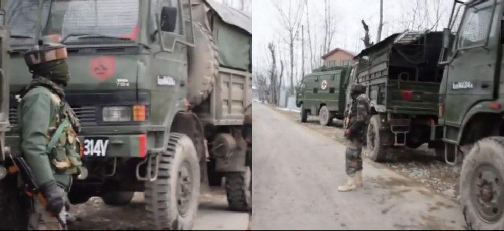 Pakistan violates ceasefire in Kamalkote area Uri sector, civilian injured. (File photo)