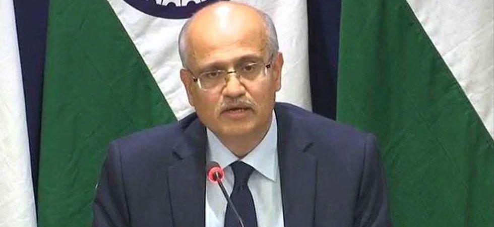 India's Foreign Secretary Vijay Gokhle (File Photo)