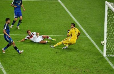 Germany will host Argentina in Dortmund on October 9
