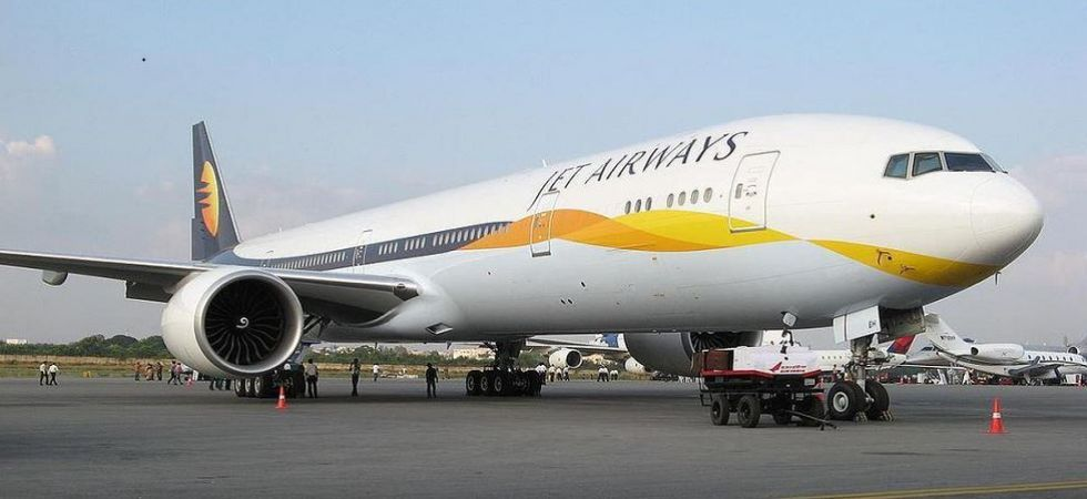 Around 15 aircraft of Jet Airways have been grounded by the lessors due to non-payment. Jet is trying to raise funds for its operations as it has a debt of around Rs 8,200 crore currently. (File photo)