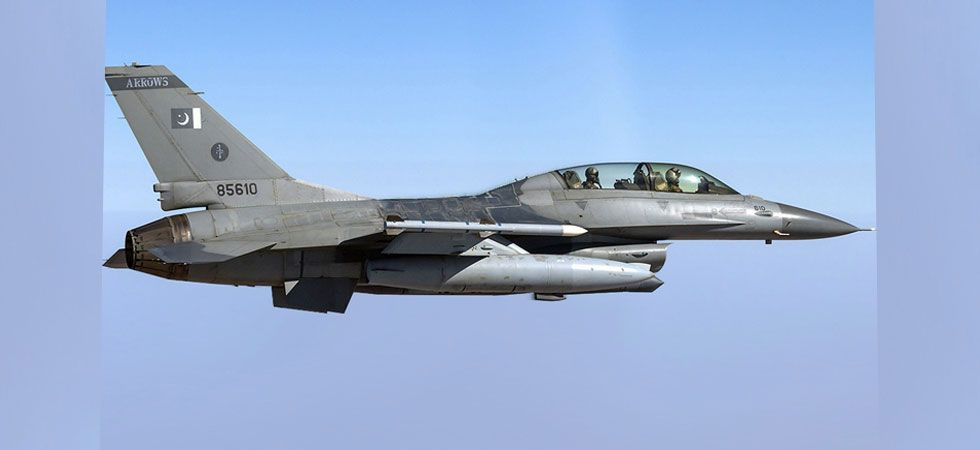 Pakistan had deployed US-made F-16 fighter jets during an aerial raid targeting Indian military posts.