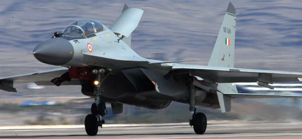 Pakistan's F-16 vs India's Sukhoi Su-30MKI - a look at air prowess of two countries (File Photo)