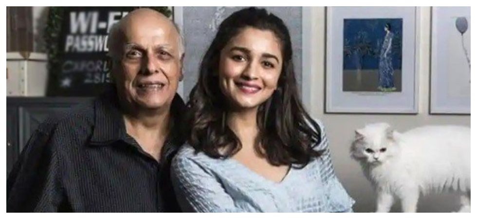 Alia Bhatt is 'scared' to be directed by dad Mahesh Bhatt (Photo: Twitter)