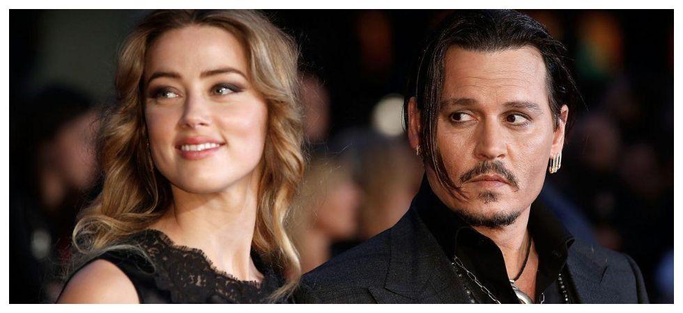 Johnny Depp slaps $50 million defamation lawsuit against ex wife, Amber Heard (Photo: Twitter)