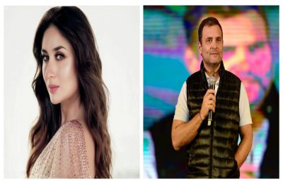 WATCH | 'I'd like to know him', Kareena Kapoor's throwback video reveals her crush on Rahul Gandhi