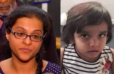 Indian toddler Sherin Mathews' foster mother released from US jail on lack of evidence
