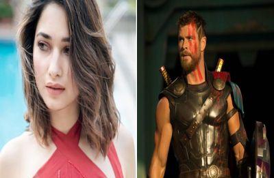 Baahubali actor Tamannaah Bhatia wants to see Mahesh Babu as 'Thor'
