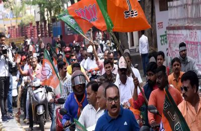 Police prevent BJP bike rally in West Bengal, clashes ensued