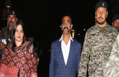 Seconds before aerial dogfight, this was IAF pilot Abhinandan Varthaman's last radio message