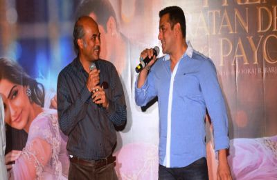How Sooraj Barjatya came up with Salman's iconic screen name Prem?