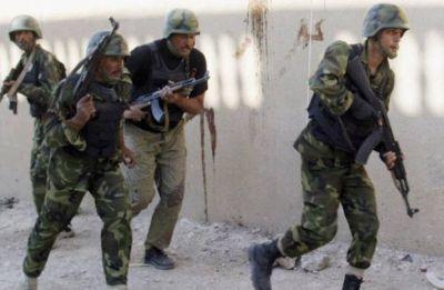 Al-Qaida-linked jihadists kill 33 forces in northwest Syria