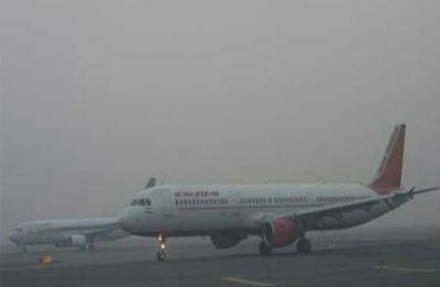 Ten flights diverted from Delhi airport due to low visibility