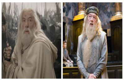 Gandalf-Professor Dumbledore confusion, Sir Ian McKellen says fans get confused over the two