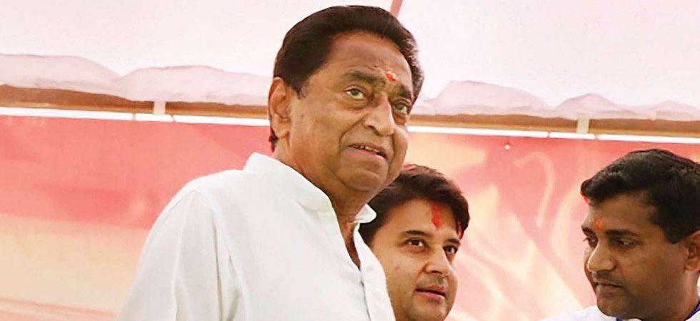 Madhya Pradesh Cheif Minister Kamal Nath (File Photo)