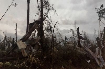 Tornado kills 14 in US state of Alabama, causes 'catastrophic' damage