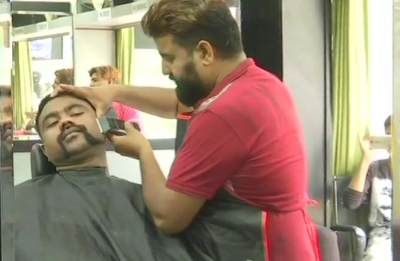 After Wing Commander Abhinandan's bravery, his gunslinger moustache style trends