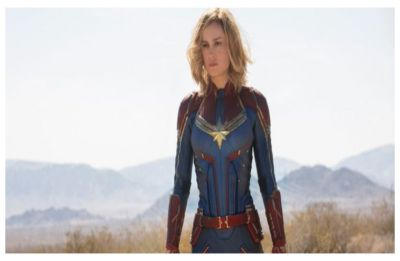 Wasn't putting on costume and playing strong: Brie Larson on 'Captain Marvel'