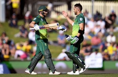 South Africa beat Sri Lanka by eight wickets in first ODI