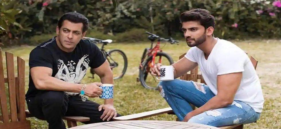 Notebook's Zaheer Iqbal feels he was trained well under Salman Khan