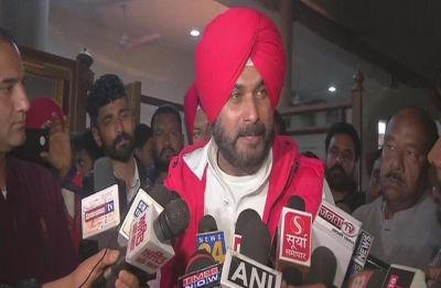 Were you uprooting terrorists or trees, asks Navjot Singh Sidhu in his new tweet
