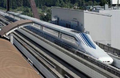 China to run driverless maglev trains at 200 kmph by 2020