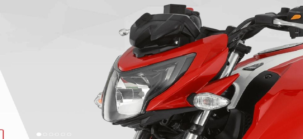 2019 TVS Apache RTR 160 with ABS priced at Rs 85,479 (Image credit: TVS website)