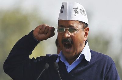 Arvind Kejriwal blasts Congress after it dumps AAP, alleges 'secret understanding' with BJP
