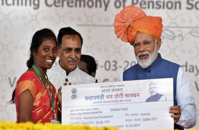 Poverty state of mind for those unused to sleeping hungry: PM Modi