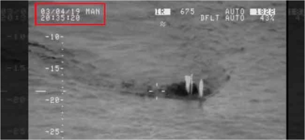 Pakistan Navy claims it thwarted Indian submarine from entering its waters