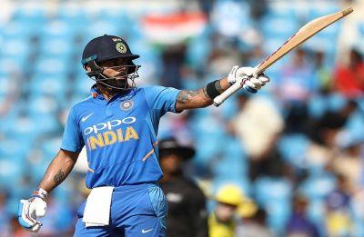Virat Kohli decimates Australia with 40th ton in Nagpur clash vs Australia