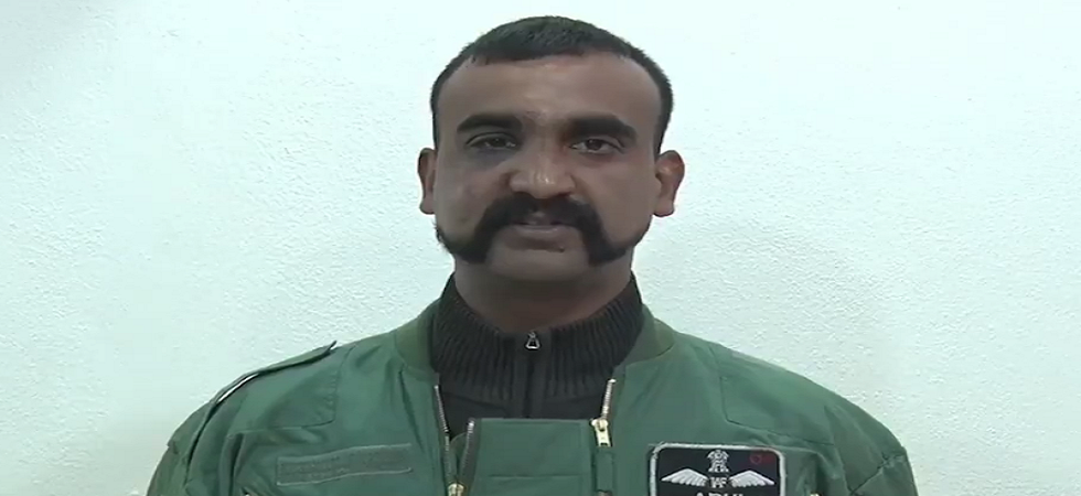 Watch Video: Abhinandan's sarcastic response when asked about Pakistani Army (File Photo)