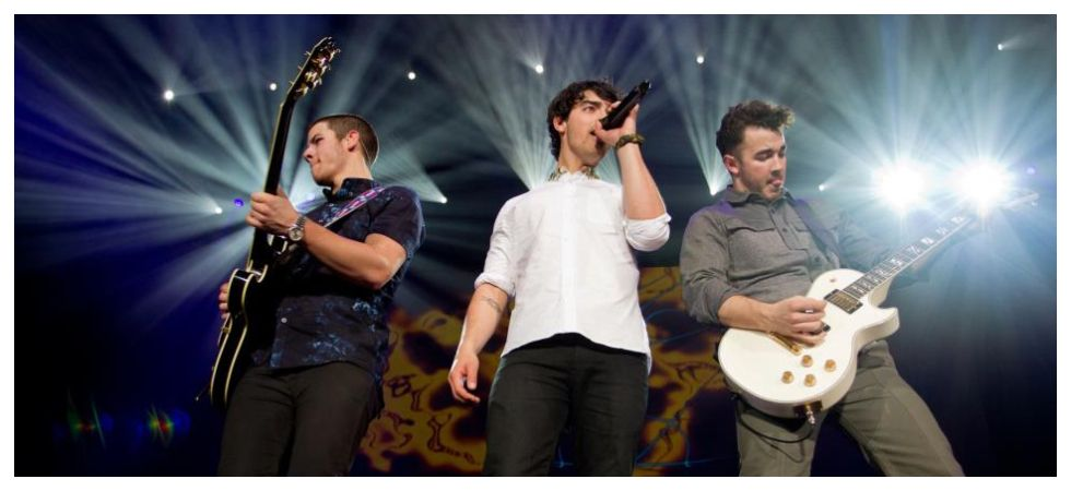 Jonas Brothers partner with Amazon Studios for documentary (Photo: Facebook)