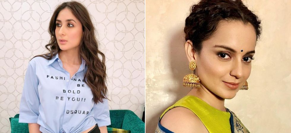 Kangana thinks Kareena is  'the epitome of a perfect woman' (Instagram)