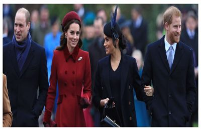 Royal Family vows to block users who leave offensive comments after Meghan-Kate abuse