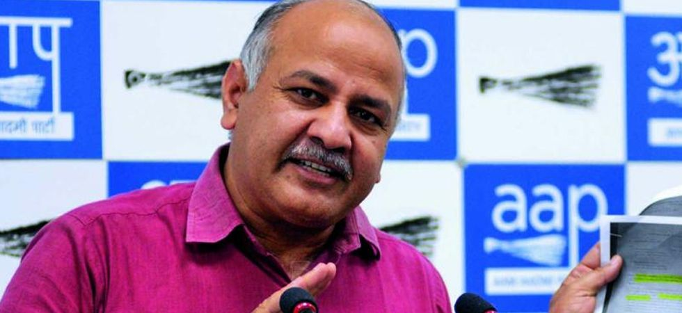 Deputy Chief Minister and Education Minister Manish Sisodia