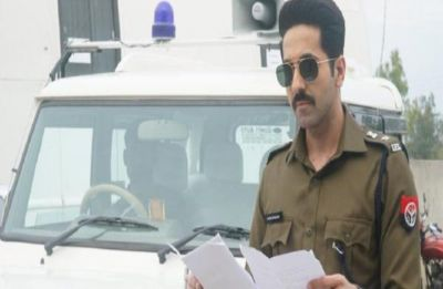 Anubhav Sinha's investigative drama to feature Ayushmann as a cop