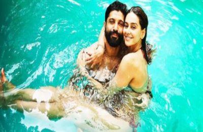 Wedding bells for Farhan Akhtar; actor confirms April-May wedding with Shibani Dandekar