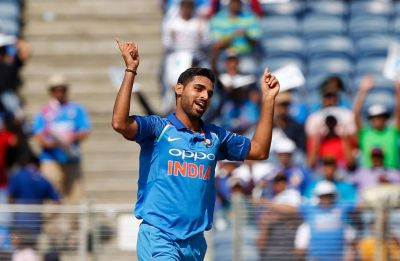 World Cup-bound bowlers will have to manage their workload in IPL: Bhuvneshwar Kumar