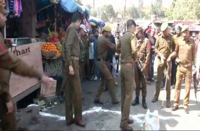 Grenade blast at Jammu bus stand, 28 injured, area cordoned off by police