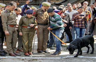 Jammu blast: Prime suspect who threw grenade at bus stand arrested