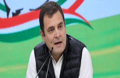 'Gayab ho gaya' is new slogan of Modi govt: Congress chief Rahul Gandhi's jab on stolen Rafale files
