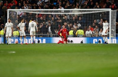 Real Madrid's seven days of hell: From Copa del rey elimination, irrelevance in La Liga to Champions League exit