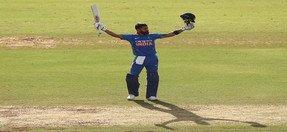 Virat Kohli's Indian cricket team became the second team after Australia to win 500 ODIs. (Image credit: Twitter)